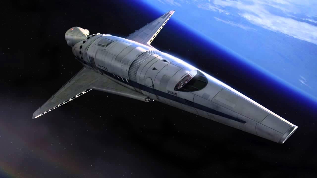 Raumschiff als Transporter - Lizenzfreies Bild - #14205805
