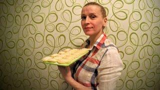 видео Как приготовить тесто для вареников с картошкой и творогом