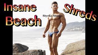 Dominick Nicolai Motivation19 yr old Shredded Muscle Beach Styrke Studio thumbnail