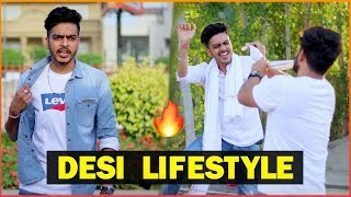 LIFESTYLE - DESI vs CITY || Rachit Rojha