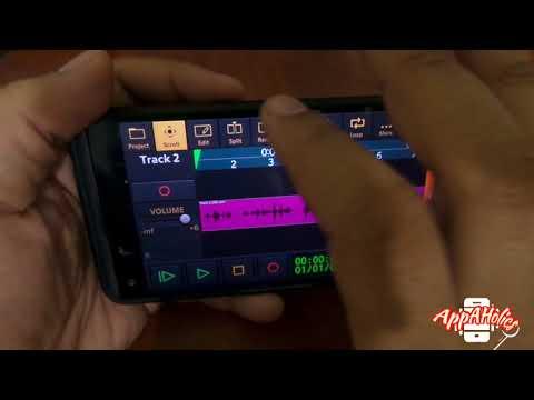 Audio Evolution App Android DAW