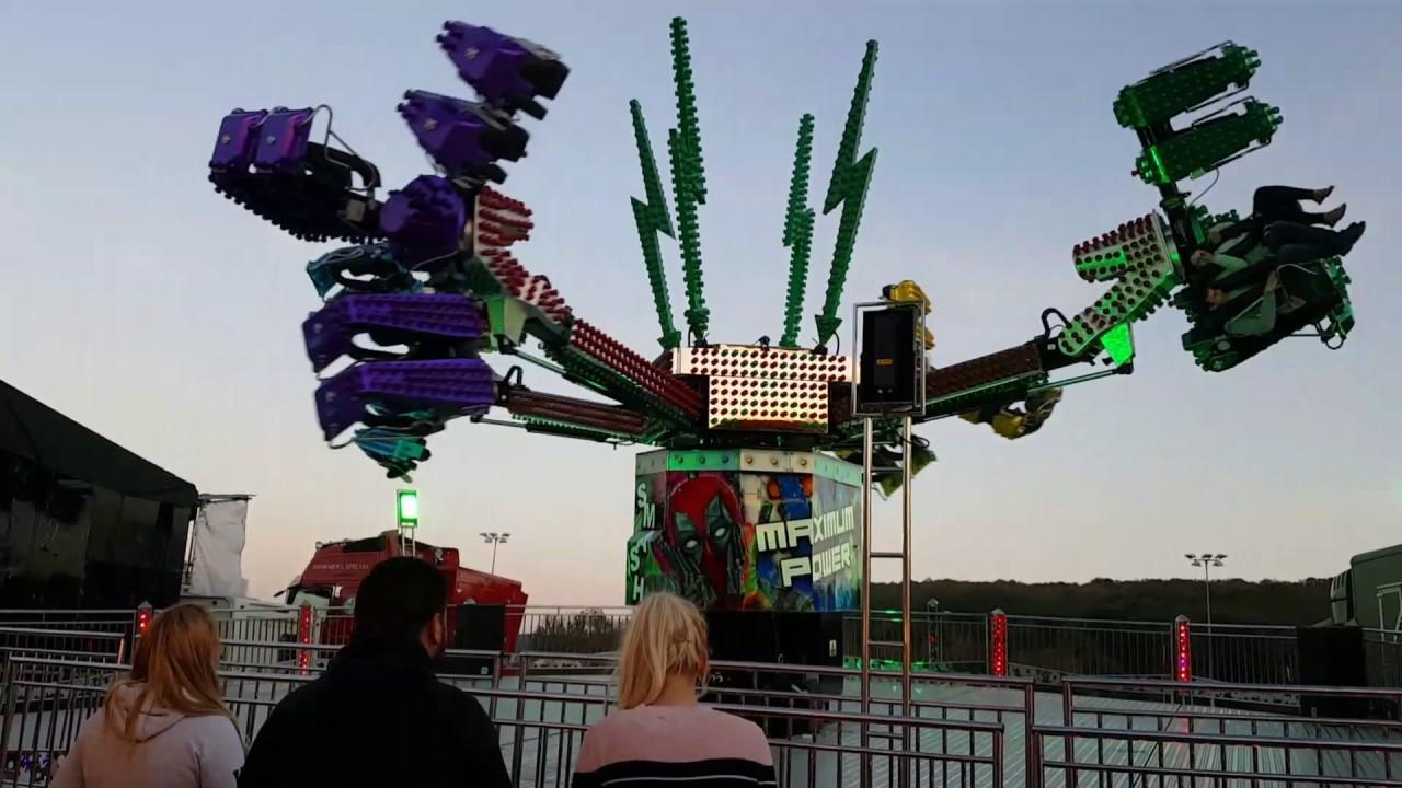 8205 cornwall - Fairground Fun In Cornwall
