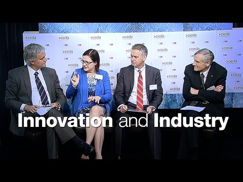 Innovation and Industry -  Panel Discussion