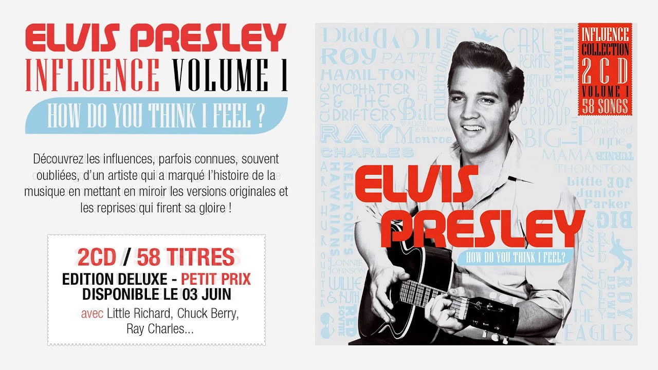 elvis presley influences