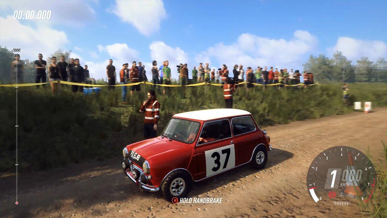 Dirt Rally 2 0 Mini Cooper S Car Show Sd Jump Crash Test 1440p 60fps