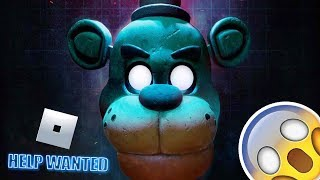 TODO ES IGUAL!! | Roblox FNaF: Support Requested