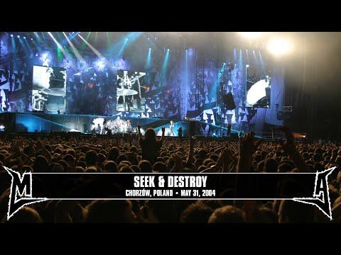 Metallica: Seek and Destroy (MetOnTour - Chorzow, Poland - 2004) Thumbnail image