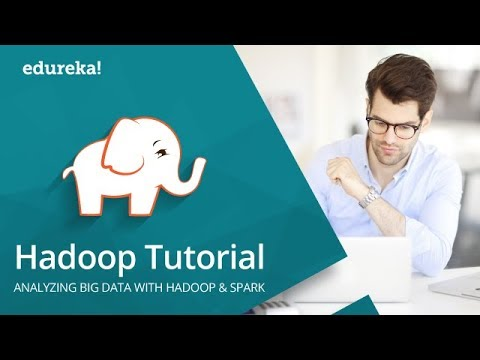 Hadoop Tutorial For Beginners | Hadoop Certification Training | Big Data Hadoop Tutorial | Edureka