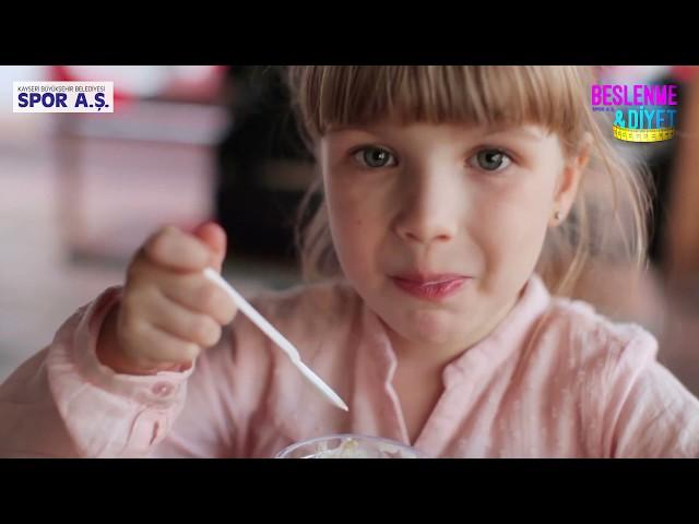 Çocuk Beslenmesi Spor A.Ş. Kamu Spotu