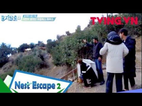 (Vietsub) NEST ESCAPE 2   Seon Ho và tuyệt chiêu thần giao cách cảm