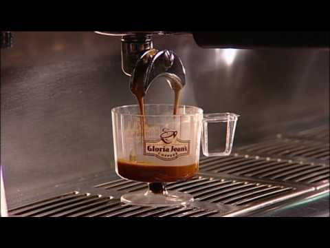 Gloria Jean's Coffees How to Handling and Maintenance Coffee Machine