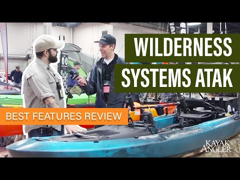 Wilderness Systems' New ATAK