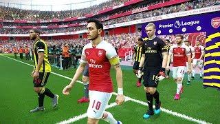 Watford vs Arsenal - Premier League 15 April 2019 Gameplay