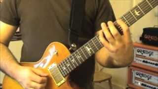 Beginners Rock Guitar Exercises With Rob Chapman