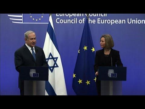Netanyahu: Gerusalemme Capitale D'Israele, Così La Pace Possibile