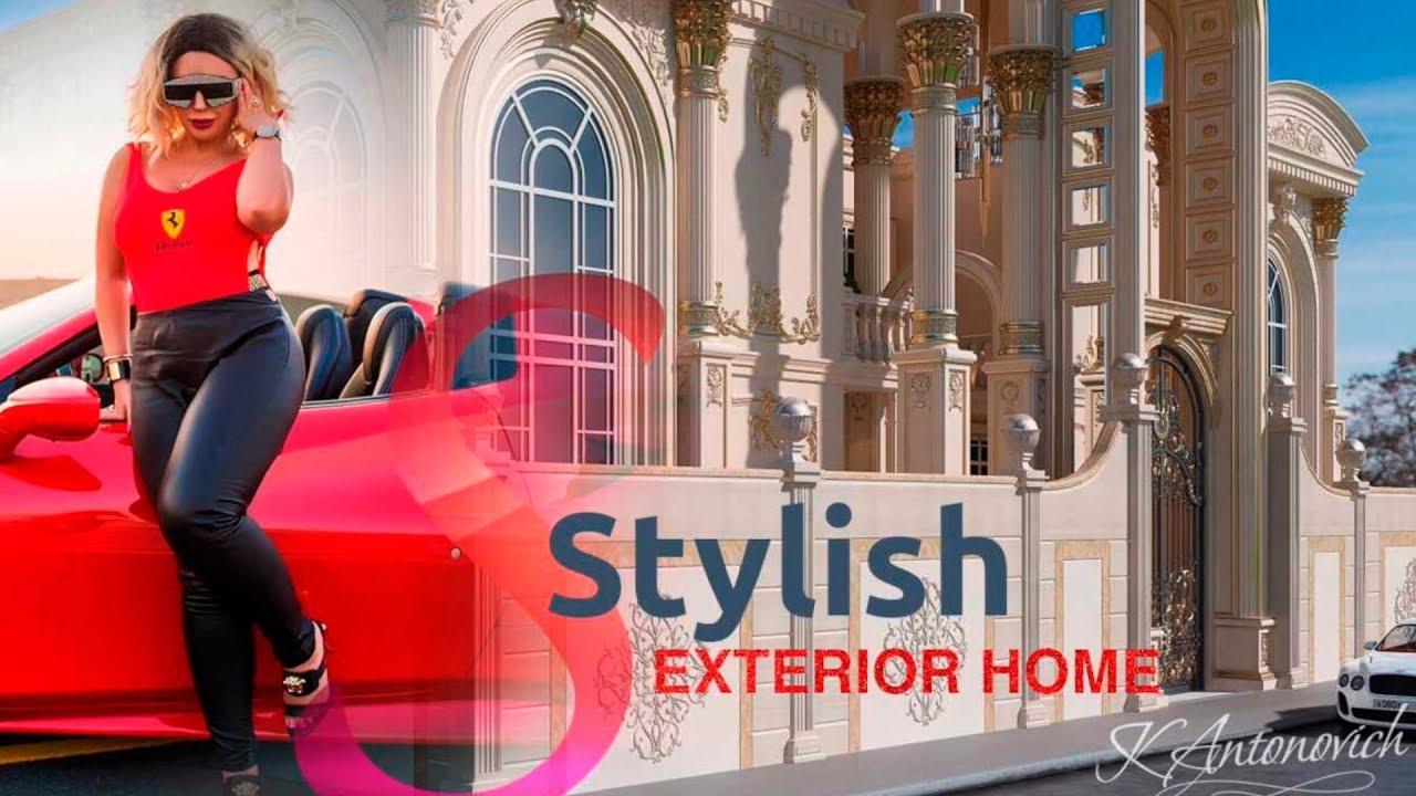 Exterior Design from Dubai to Miami Style!
