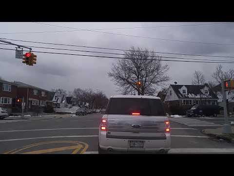 Driving from Glen Oaks in Queens to New Hyde Park in Nassau,New York