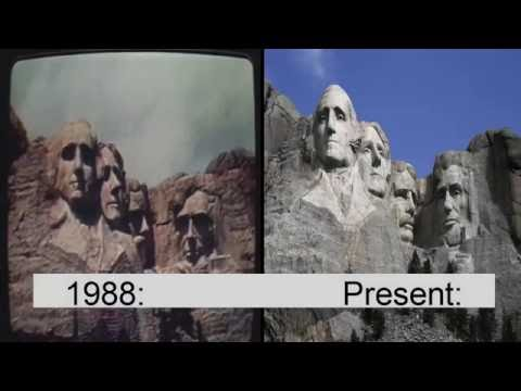 I Was Wrong: Mt Rushmore is NOT a Mandela Effect