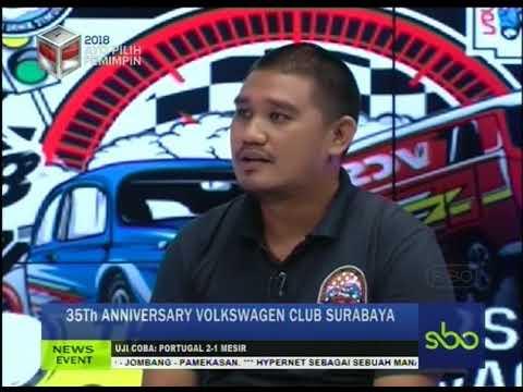 35Th ANNIVERSARY VOLKSWAGEN CLUB SURABAYA