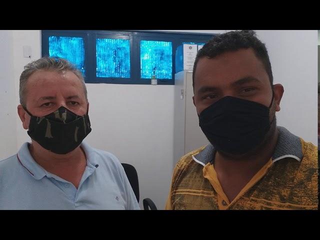 Solicitando ao secretário municipal de saúde os kit e medicamento contra o coronavirus