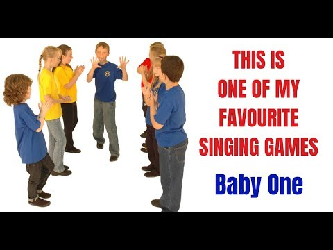 Active Music Singing Game - Baby one
