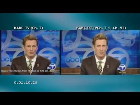 Digital TV Transition  KABC