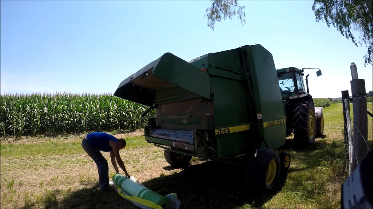 John Deere 566 Baler Problems -- The Rest Of The Story