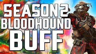 Apex Legends Season 2 Bloodhound Buff Teased