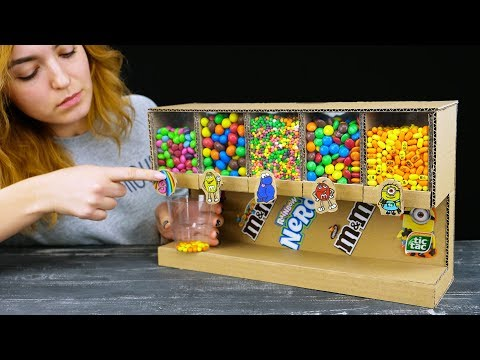 Thumbnail: Smart Girl Shows How to Build Candy Dispenser