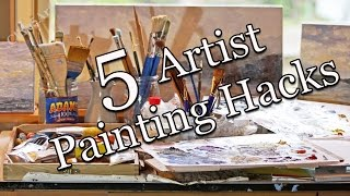 Video Life Hacks | Acrylic Painting | Acrylic painting for beginners | #clive5art download MP3, 3GP, MP4, WEBM, AVI, FLV Maret 2018