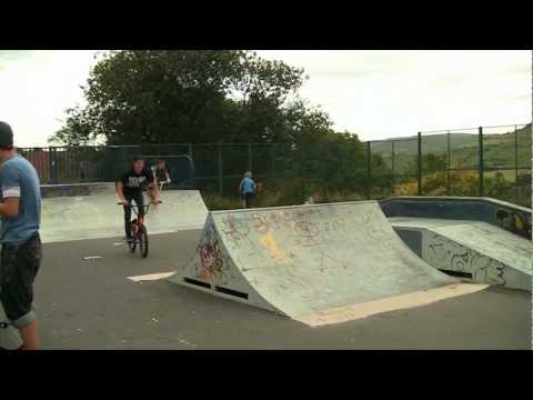 Welcome to Mossley Skatepark