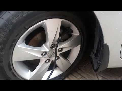how to repair you car tire for les than $1 USD