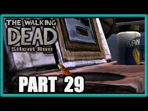 The Walking Dead Silent Run – Part 29: Animal Crackers
