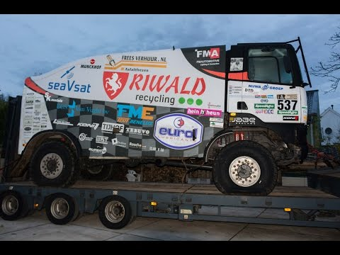 Riwald dakar team Fast Assistance |  adventure dakar 2017