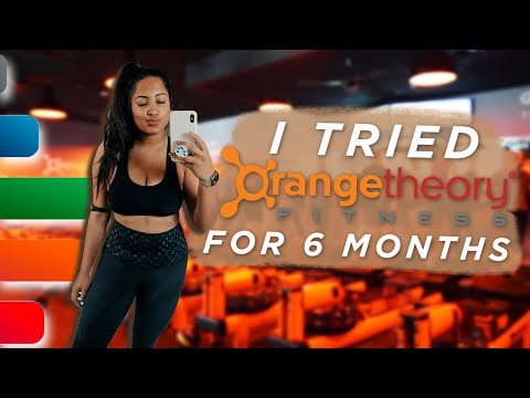 WATCH THIS Before Joining Orangetheory Fitness | 6 Month Update I Barely Lost Weight...