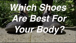 What Shoes Do You REALLY Need for Running?