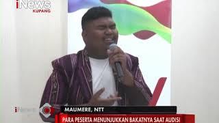 iNews NTT - GTV Gelar Audisi The Voice Indonesia di Kota Maumere