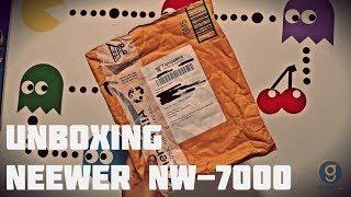 Unboxing en español del Neewer NW-7000 USB comprado por Tiendamia