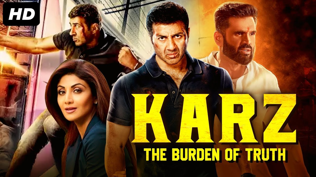Karz The Burden Of Truth 2020 Bollywood Movies  New -4019