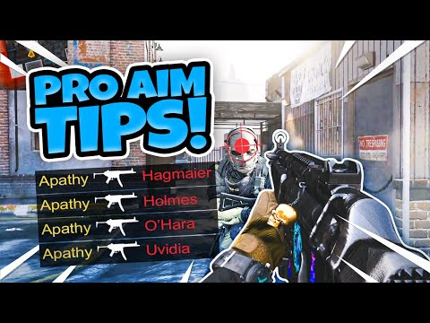 5 PRO PLAYERS TIPS On How To Have PERFECT AIM In Modern Warfare