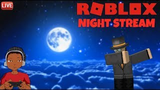 ViewtifulTV LIVE STREAMING: ROBLOX NIGHT STREAM