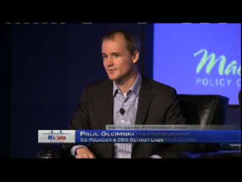 MPC 13 - Encouraging Entrepreneurship: The Catalyst for Continued Economic Growth in Michigan