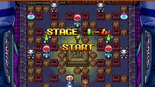 Saturn Bomberman 2 player Netplay 60fps