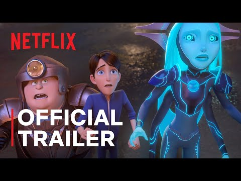 Trollhunters: Rise Of The Titans | Guillermo del Toro | Official Trailer | Netflix
