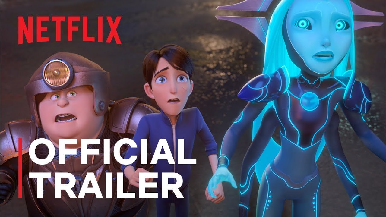 Download Trollhunters: Rise Of The Titans | Guillermo del Toro | Official Trailer | Netflix