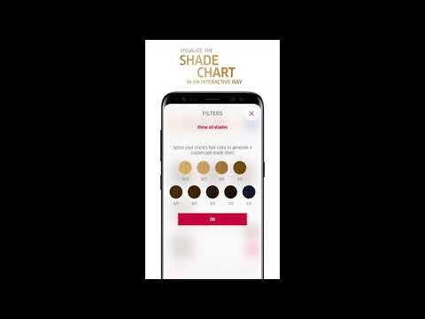 also new koleston perfect digital shade chart apps on google play rh