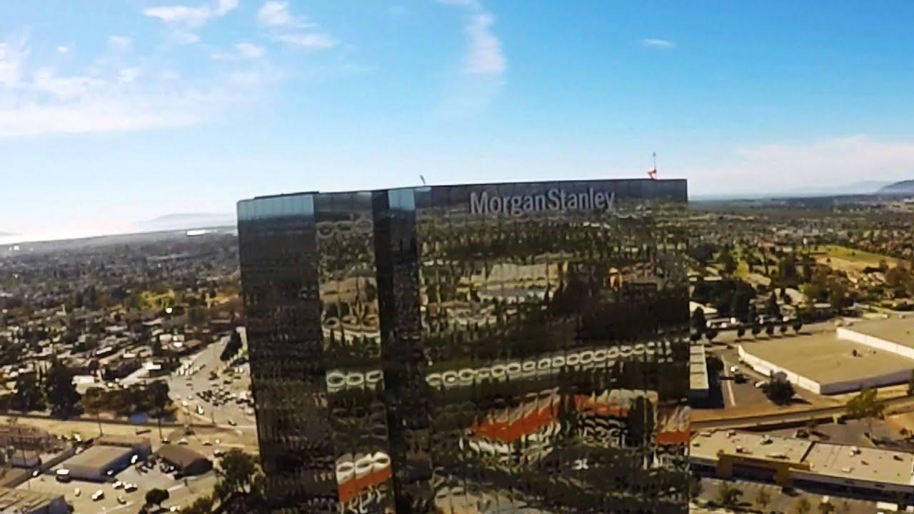 Aerial Video Of Morgan Stanley Building In Oxnard Ca