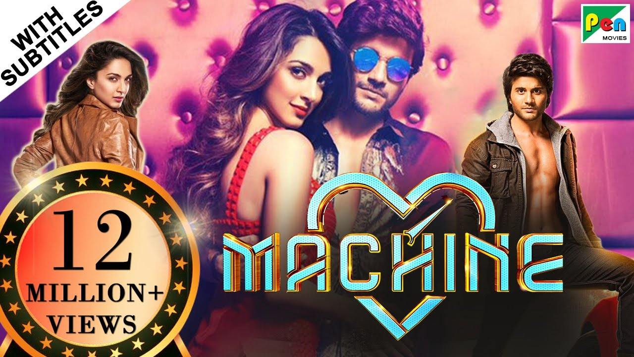Download Machine Full Movie With English Subtitles | Kiara Advani, Mustafa Burmawala, Johnny Lever