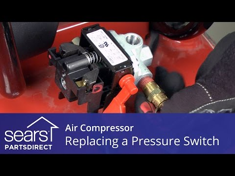 how to replace an air compressor pressure switch youtubeBell Hausfeld Air Pressor Parts On Air Ride Compressor Wiring Diagram #2