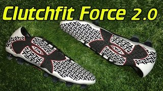 Under Armour Clutchfit Force 2.0 White/Black/Risk Red - Review + On Feet